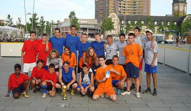 Straßenfußball-WM